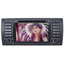 "7"" HD 1024*600 Quad Core Android 6.0 Car DVD GPS Radio Video Stereo Navi Player for BMW E39 1997-2007 Range Rover 2002-2005"