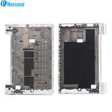 Netcosy For Lenovo Yoga Tablet 8 B6000 LCD Front Frame Middle Bezel Replacement parts For Lenovo B6000 LCD housing case(China)