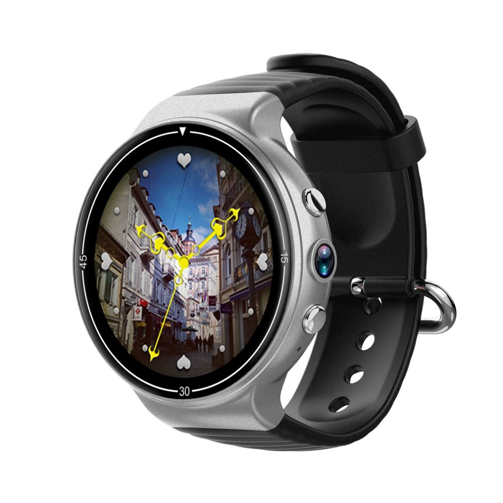 I8 Smart Watch Display Screen 4G GPS WIFI Bluetooth Smartwatch Heart Rate Monitor Smart Bracelet For IPhone