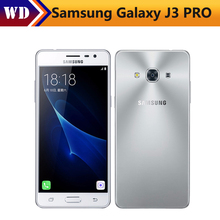 Original Samsung Galaxy J3 PRO J3110  Qualcomm MSM8916 Quad Core 2GB16GB 5.0'' Dual SIM 8.0MP 4G FDD LTE 1280*720 Mobile Phone