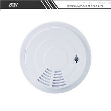 BW Wireless WiFi Smoke Detector Home Security Fire Alarm System Accessory Siren for Surveillance IP Camera CCTV Free Shipping