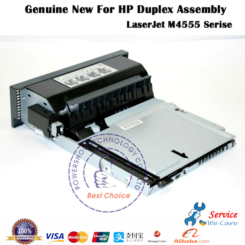 Original New RM1-7387 RM1-7387-000CN Duplex Assembly For HP4555 HP M4555 M4555MFP series