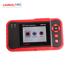 Launch CRP123 Launch CReader Professional 123 New Generation Of Core Diagnostic Product CRP123(Hong Kong)