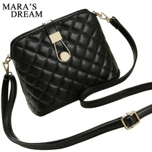 Mara's Dream 2017 Small Autumn Shell Bag Fashion Embroidery Shoulder Bag New Women Messenger Bag Hot Sale Messenger Bag