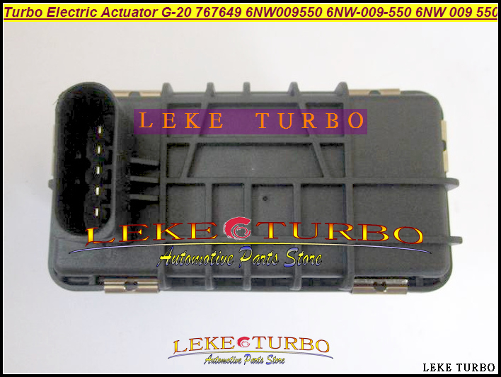 Turbo Electric Actuator G-20 G-020 G20 767649 6NW009550 6NW-009-550 6NW 009 550