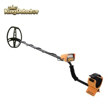 Two Years Warranty MD-6350 Underground Metal Detector Gold Digger Treasure Hunter MD6350 Professional Detecting Equipment(China)