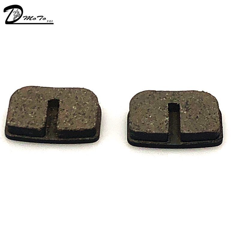 Disc Brake Shoe Pad For 47 49cc mini dirt bike minimoto pocket bike baby kid crosser mini-gas scooters