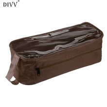 DIVV Happy Home Shoes Bag 1PC Football Boot Shoes Bag Sports Rugby Hockey Travel Carry Storage Case Waterproof