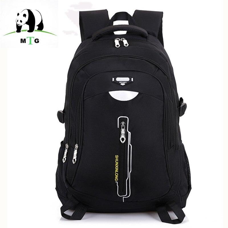 2017 Men&amp; Women Laptop Backpack bags 15.6Inch Rucksack SchooL Bag Travel Waterproof Backpack Men Notebook Computer Rucksack Bags<br>