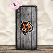 Cincinnati Bengals Football Case For Sony Xperia Z5 Z4 Z3 compact Z2 Z1 Z E4 T3 T2 SP M4 M2 C3 C(China)