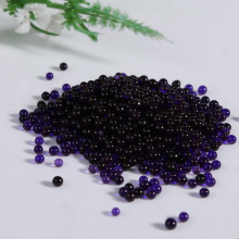 5000pcs Magic Crystal Soil Mud Ball Water Beads Vase Water Plant Flower Jelly Decoration Gel Hydrogel Beads ( purple )