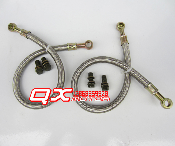 Motorcycle parts oil cooler hose oil cooler tube heat pipe extension<br><br>Aliexpress