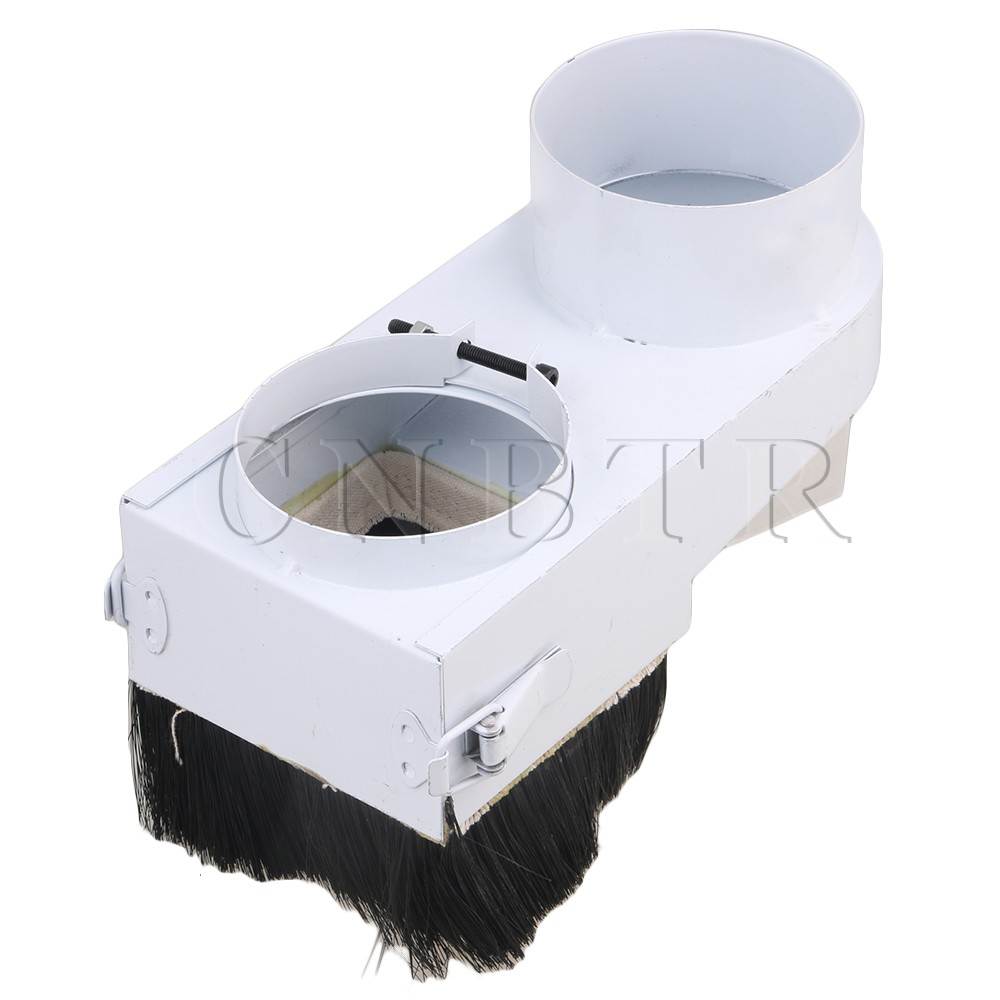 CNBTR 85mm Spindle Dust Shoe Cover for Woodworking CNC Router Milling Machine <br>