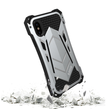 For iPhone X Case original mobile phone shell iPhone x fall proof armor setiphonex cover iPhoneX Co ver Hard Shockproof 360(China)