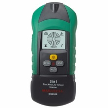 MASTECH MS6906 Stud Metal AC Voltage Scanner Detector Test Multifunction hot sales(China)
