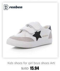 Enfants chaussures pour fille enfants toile chaussures garçons 8