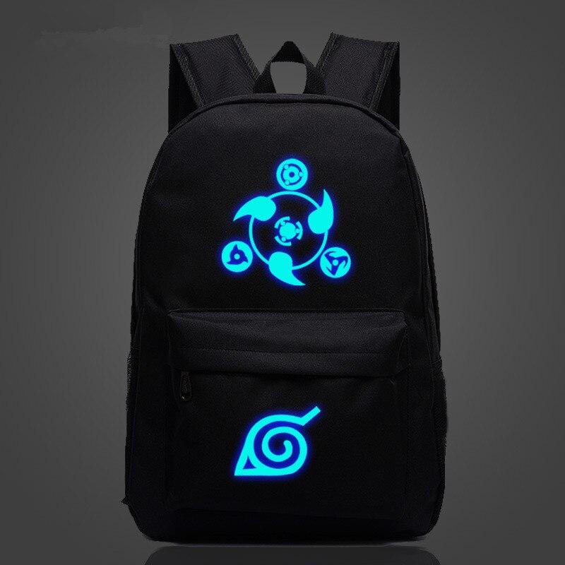 FVIP  2017 Naruto Backpack Japan Anime Printing School Bag for Teenagers Cartoon Travel Rucksack Nylon Mochila Galaxia<br><br>Aliexpress