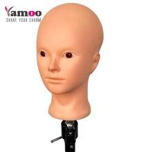 Профессиональное обучение голова манекена для практики макияж высокое качество и приятный maniquies женщины манекен головы Бесплатная доставк...(China)