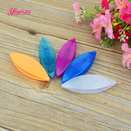 Clover Large Tatting Shuttles Crocheting Knitting Craft Tools Accessories