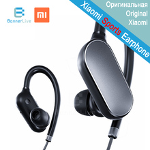 Original Xiaomi Earphone Mi Sport Bluetooth Headset Wireless Earbuds With Microphone Waterproof Bluetooth 4.1 for Xiaomi iPhone
