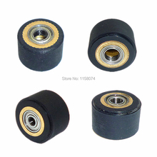 Copper Core Pinch Roller Cutting Plotter Paper Pressing Wheel Printer Parts Hole Dia 3mm 4mm 5mm For Roland Vinyl Plotter Cutter