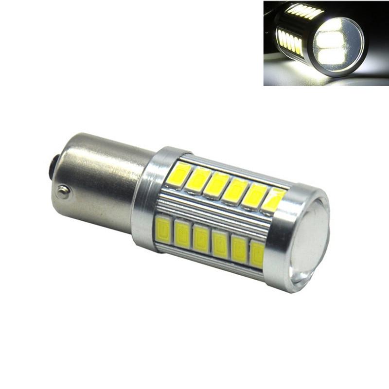1pcs No error P21W BA15S 1156 Canbus 33 LED Bulbs 5630 SMD Rear turn signal light Reversing Light car Light Sourcing<br><br>Aliexpress