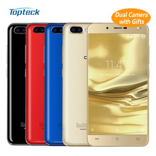 "CUBOT Rainbow 2 OTG 13MP+2MP Dual Rear Camera Android 7.0 Smartphone 5.0"" HD IPS MTK6580A Quad Core 1.3GHz 1GB+16GB Mobile Phone(China)"
