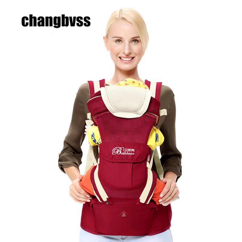 2016 New Infant Ergonomic Backpack Carriers Hipseat For 0-36 Month Baby Care Toddler Sling Kangaroo Kids Suspenders For Newborn<br>