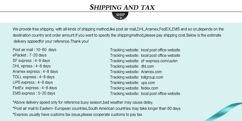SHIPING AND TAX1