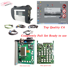 Top-Rated diagnostic-tool MB Star C4 Full Set SD Connect mb sd c4 Xentry/Vediamo Ready to Use obd2 diagnostic scanner DHL Free