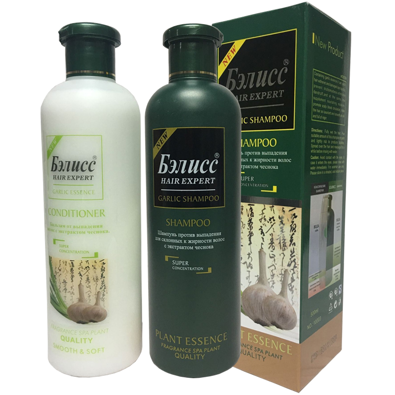 Ginger Hair Shampoo and Hair Conditioner Set Free Shipping Hair Care Repaire and Protects Damage Hair<br>