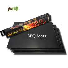 YOTOP 3Pcs/Set Reusable BBQ Grill Mat Pad Sheet Hot Plate Portable Nonstick Bakeware Outdoor Picnic Cooking Tool BBQ Accessories(China)