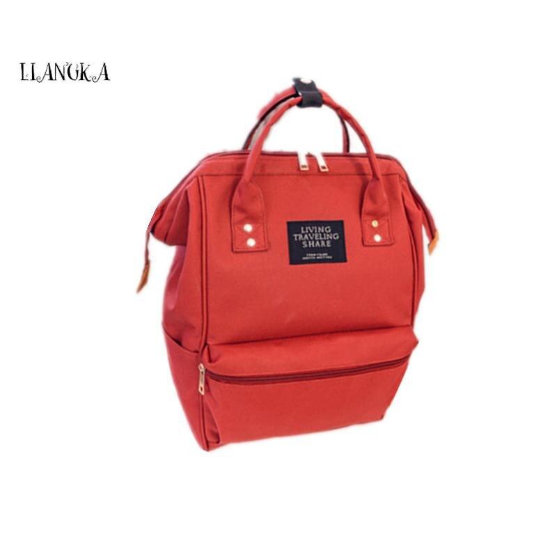 2017 New Backpack College Wind Pure Color Student Bag Shoulder Bag Female Large Capacity Backpack Casual Bag<br>