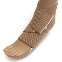 1pcs Ankle Protector Elastic for Wrap for Band Gym Ankle Sports Support for Wrap Ankle Protector For Fitness Running