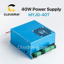 Cloudray 35-50W CO2 Laser Power Supply for CO2 Laser Engraving Cutting Machine MYJG-40T(China)