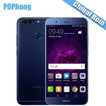 International Firmware Huawei Honor V9 6GB RAM 64GB ROM Kirin 960 Octa Core 5.7 inch 2K Screen Cell Phone Android Charger 9V2A Q(China)