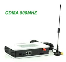 Free Shipping CDMA 800MHZ fixed wireless terminal,cheapest price,clear voice,stable signal,support PABX,alarm system