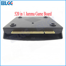 520 in 1 Muiti Game Board Jamma Arcade Games VGA/CGA Output for CRT/LCD Arcade Cabinet(China)