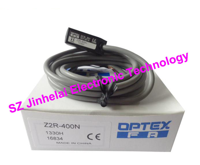 New and original Z2R-400N OPTEX   PHOTOELECTRIC SWITCH  Photoelectric sensor<br>