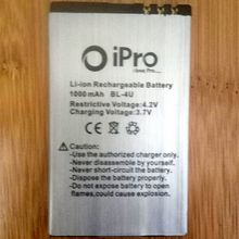 New Arrival 1PC Replacement Battery 1000MAH For Nokia E66 C5-03 301 5530 5730 E75 5250 2060 210 3000 3120c 3050 3060 3080(China)