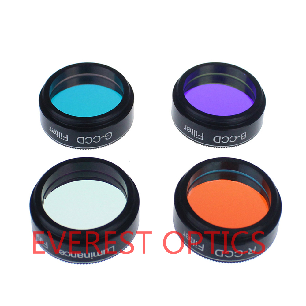 1.25 Inch LRGB Filter set for Astromomic Telescope<br><br>Aliexpress