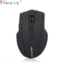 Beautiful Gift 100% Brand New 2017 2.4GHz Wireless Optical Gaming Mouse Mice For Computer PC Laptop Wholesale price Dec17