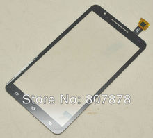 Black Touch Screen Digitizer Replacement for Star Note2 N9776 MTK6577+ free shipping