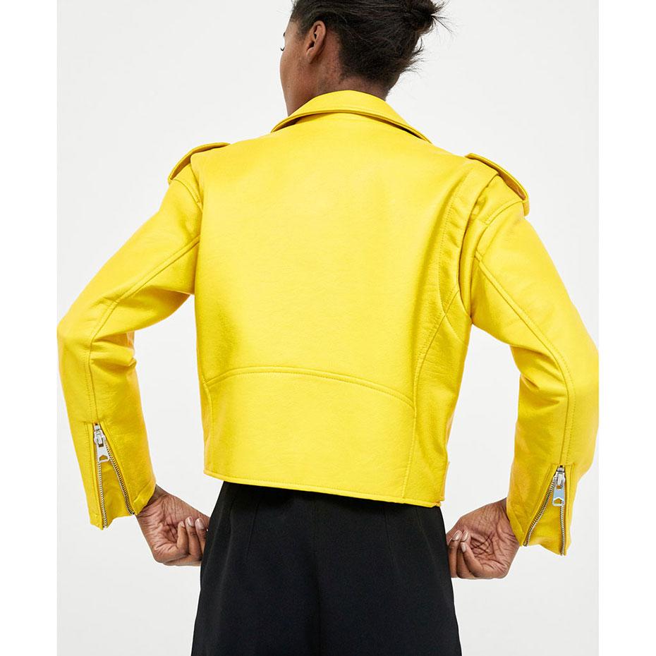 Short Leather Jacket (5)