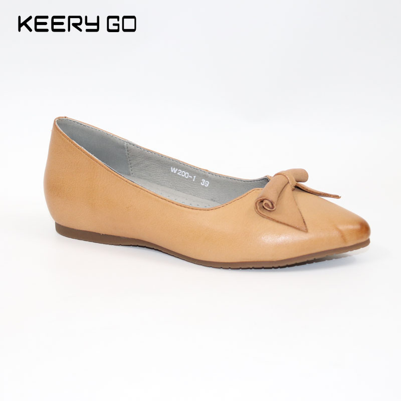 new factory direct sales Inner raised single shoes 100% layer leather shoes Womens Shoes 35-40<br>