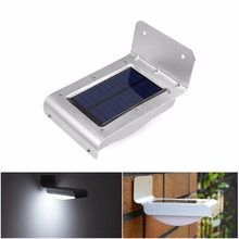 New Generation 16 Leds LED Solar Power Lamp Motion Sensor Wall Light IP65 Waterproof Outdoor Led Bulb Garden Path Energy Saving