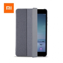 Original Case Xiaomi MiPad 2 Cover Leather Smart Ultra Thin High Quality With Tablet PC+PU Holder for Xiaomi MI Pad2 Series(China)