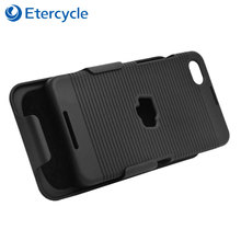for Blackberry Z30 Case Cover Black Belt Clip Swivel Kickstand Protective Armor Hard Plastic Holster(China)