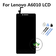 Original For Lenovo A6010 LCD Display Digitizer touch Screen Assembly + tools
