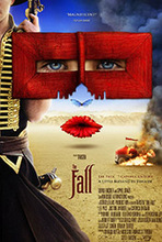 The Fall Los Angeles Sci-Fi Fantasy Movie Film Vintage Retro Decorative Frame Poster DIY Wall Stickers Home Posters Home Decor